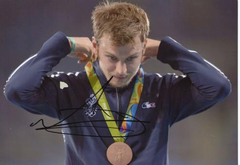 Christophe Lemaitre  Frankreich  200m  3.OS  2016  Leichtathletik original signiert