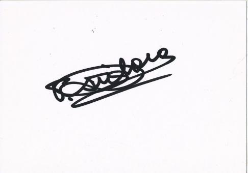 Paulo Isidoro  Brasilien  WM 1982  Fußball Autogramm Karte original signiert