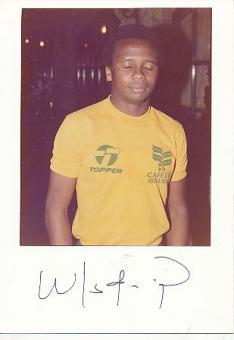 Wladimir Rodrigues dos Santos   Brasilien  Fußball Autogramm Karte  original signiert