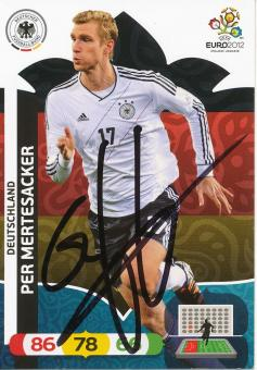 Per Mertesacker   EM 2012 Panini Adrenalyn Card - 10010