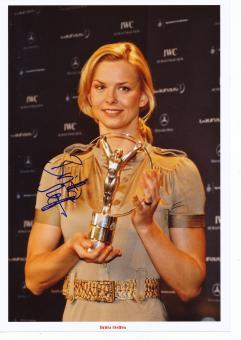 Aaron Peirsol  USA 5 x Gold Olympia  Schwimmen  Autogramm 20 x 30 cm Foto original signiert