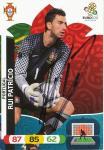 Rui Patricio   EM 2012 Panini Adrenalyn Card - 10048