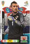 Stipe Pletikosa   Kroatien  EM 2012 Panini Adrenalyn Card - 10114