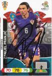Danijel Pranjic  Kroatien  EM 2012 Panini Adrenalyn Card - 10119