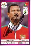 Rolando   Portugal  EM 2012  Panini Sticker - 10266