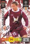 Rafal Murawski   Rubin Kasan  Panini CL Adrenalyn 2010/2011 Card- 10502