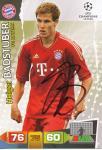 Holger Badstuber  FC Bayern München  Panini CL Adrenalyn 2011/2012 Card- 10517