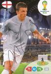 Michael Carrick  England  Panini WM 2014 Adrenalyn Card - 10364