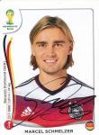Marcel Schmelzer  DFB  WM 2014 Panini Sticker - 10534