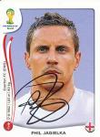 Phil Jagielka  England  WM 2014 Panini Sticker - 10535