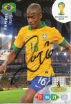 Ramires   Brasilien  Panini WM 2014 Adrenalyn Card - 10755