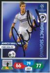 Marco van Ginkel  FC Chelsea London  Panini CL 2013/2014 Card - 10759