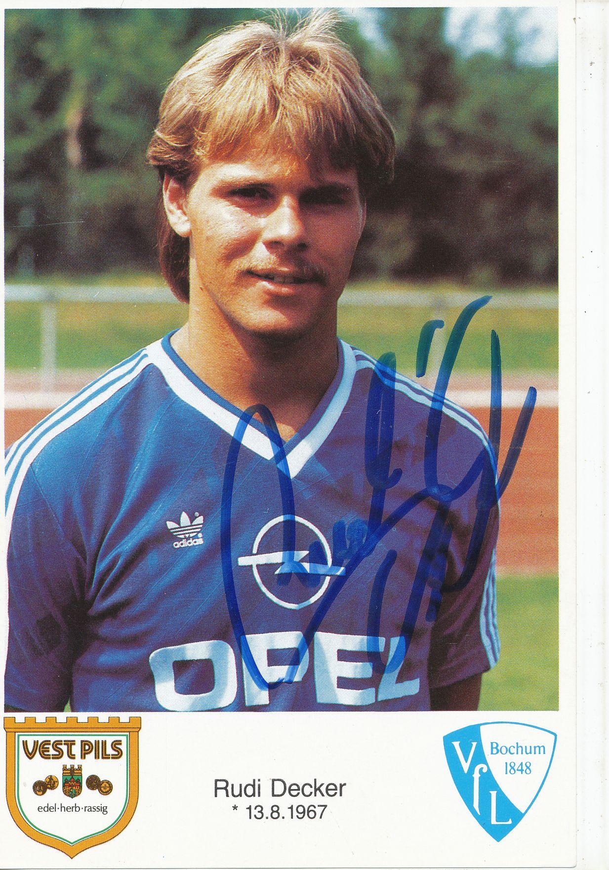 Rudi Decker