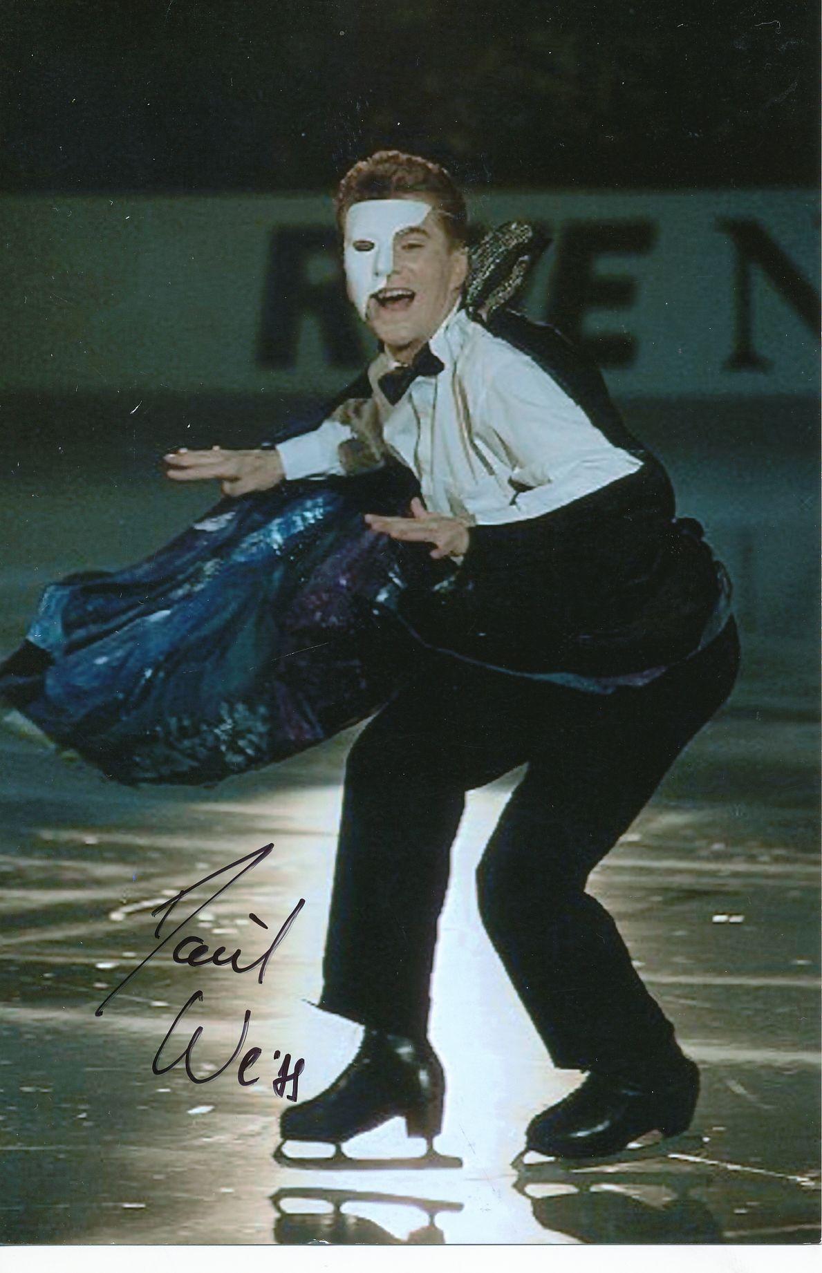Daniel Weiß Eiskunstlauf