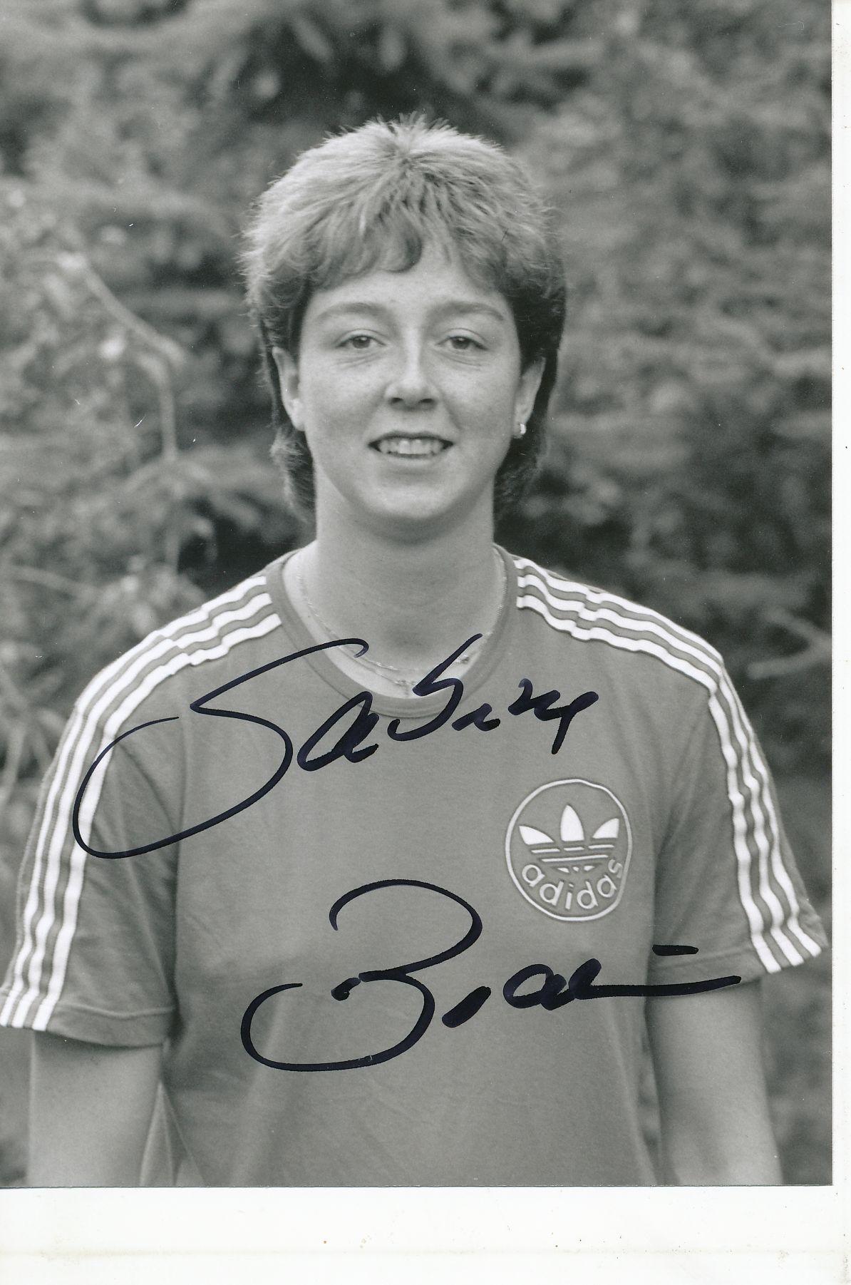Kelocks Autogramme Sabine Braun Leichtathletik Foto Original Signiert Online Kaufen